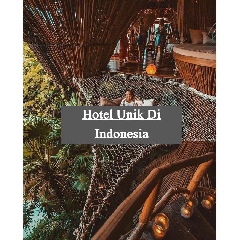 Hotel Unik Di Indonesia, Bisa Merasa Seperti Naik Titanic?