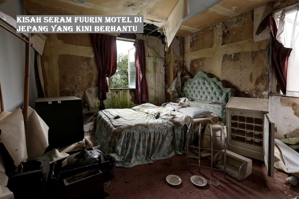 Kisah Seram Fuurin Motel Di Jepang Yang Kini Berhantu